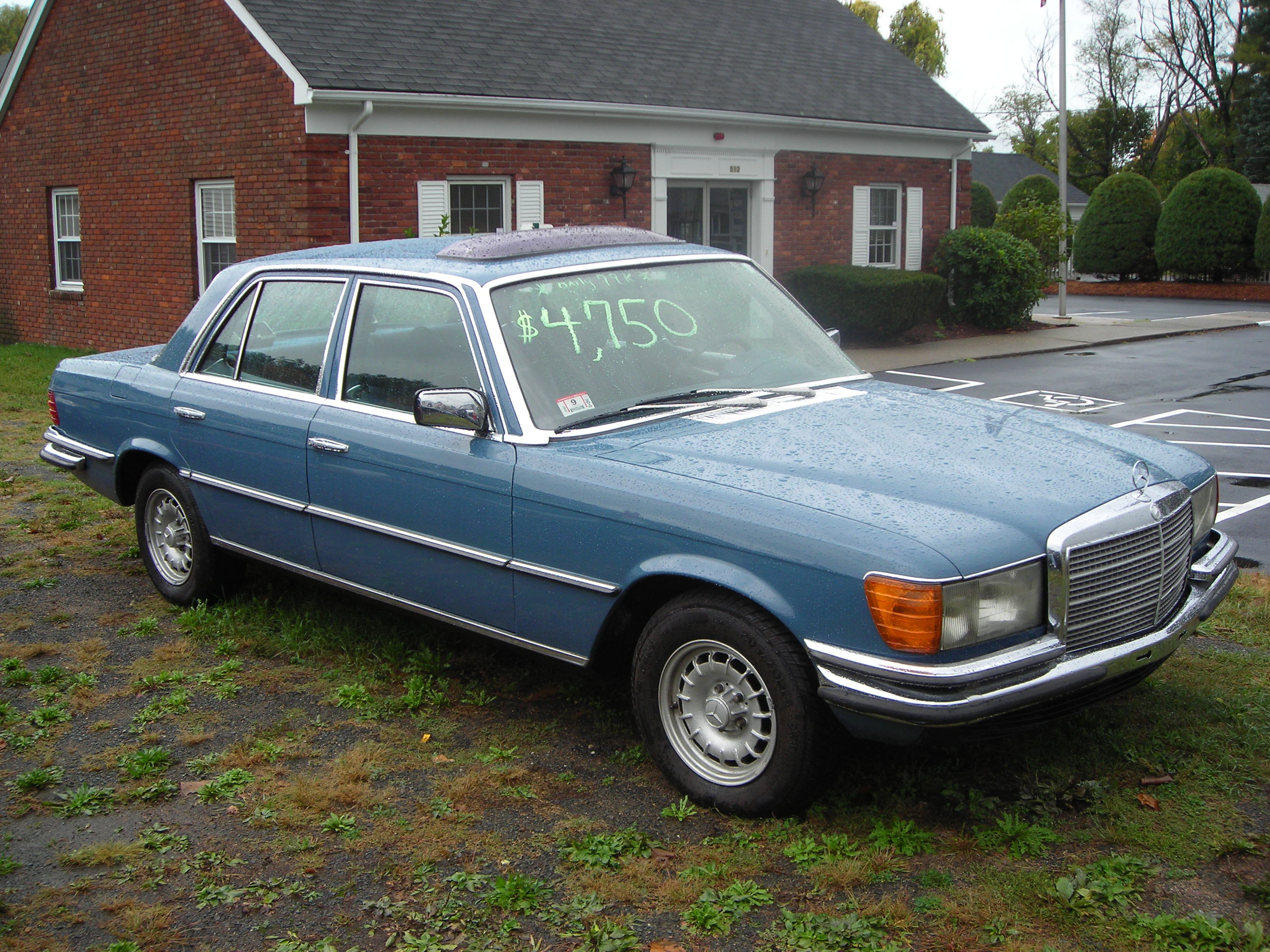 1979 Mercedes Benz 280 Photos Informations Articles