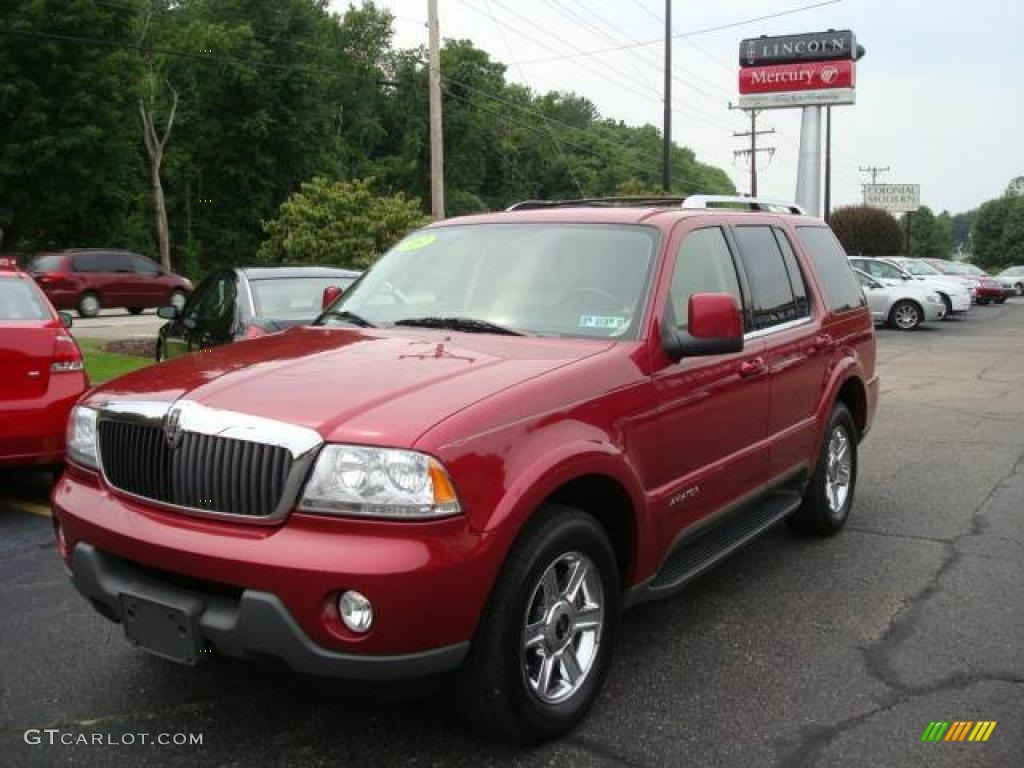 2003 lincoln aviator photos informations articles. Black Bedroom Furniture Sets. Home Design Ideas