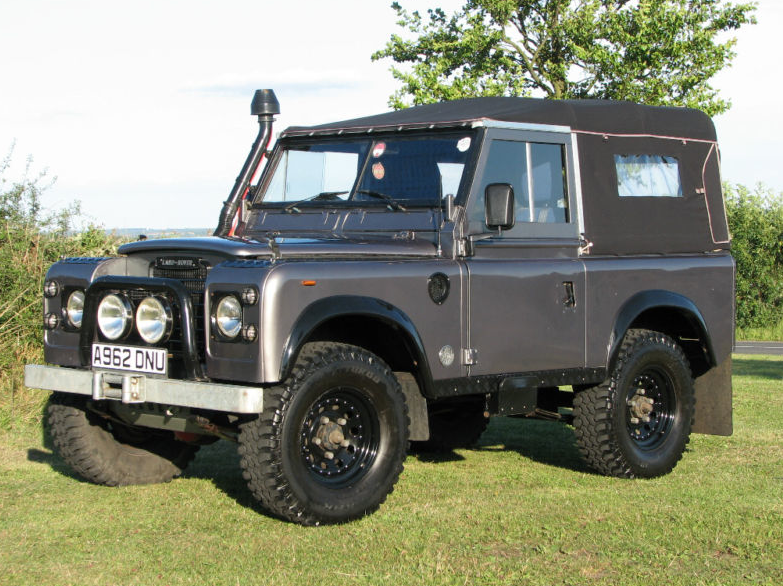 Land Rover Serie III #2