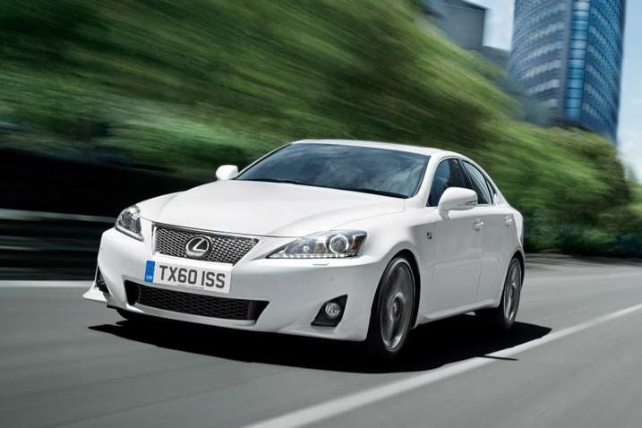 2011 Lexus Is 350 #18