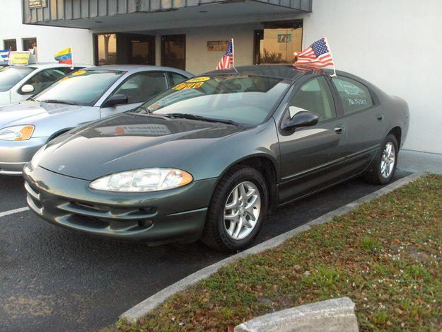 2003 Dodge Intrepid #13