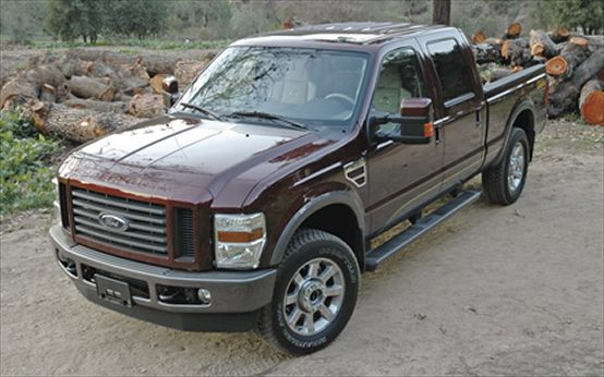 2009 Ford F-250 Super Duty #8