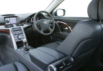 2004 Honda Legend #7