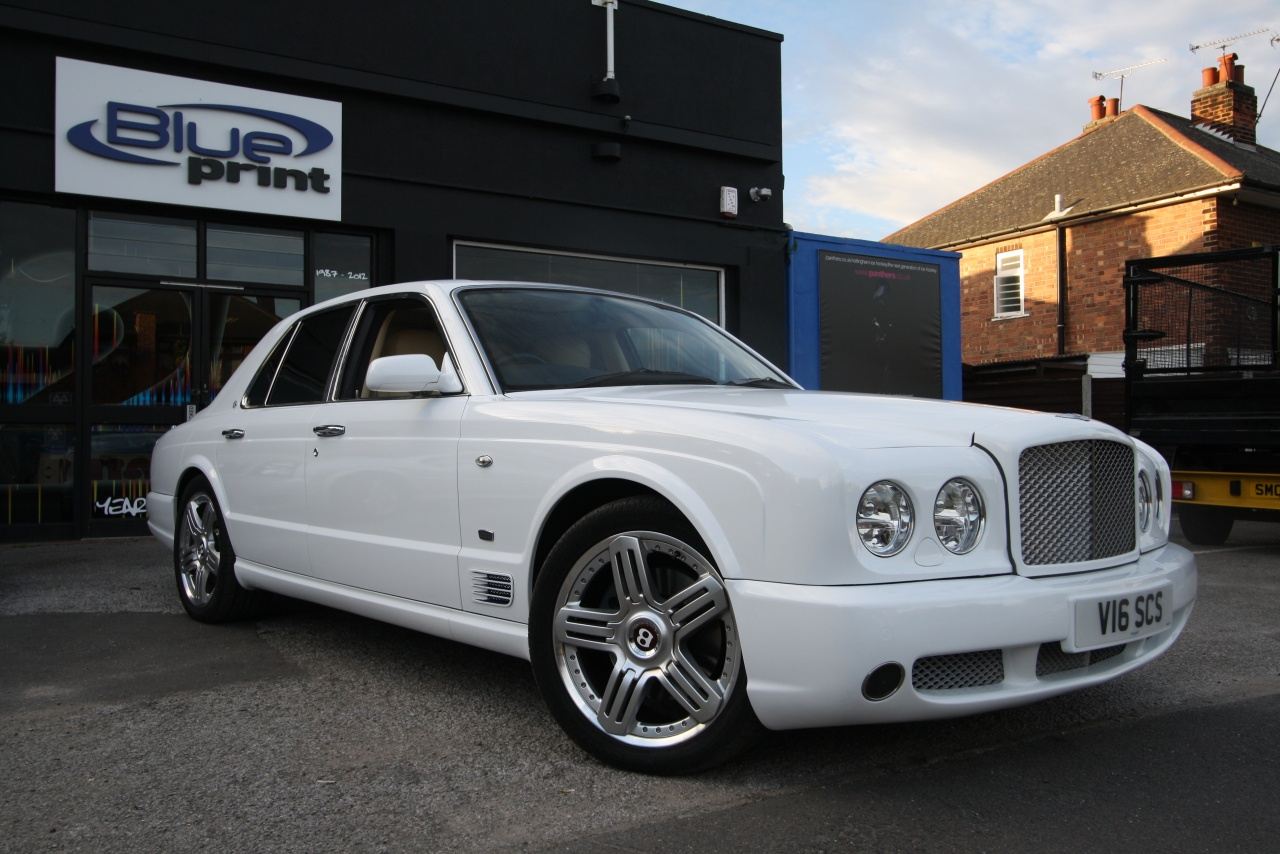 Bentley Arnage #13