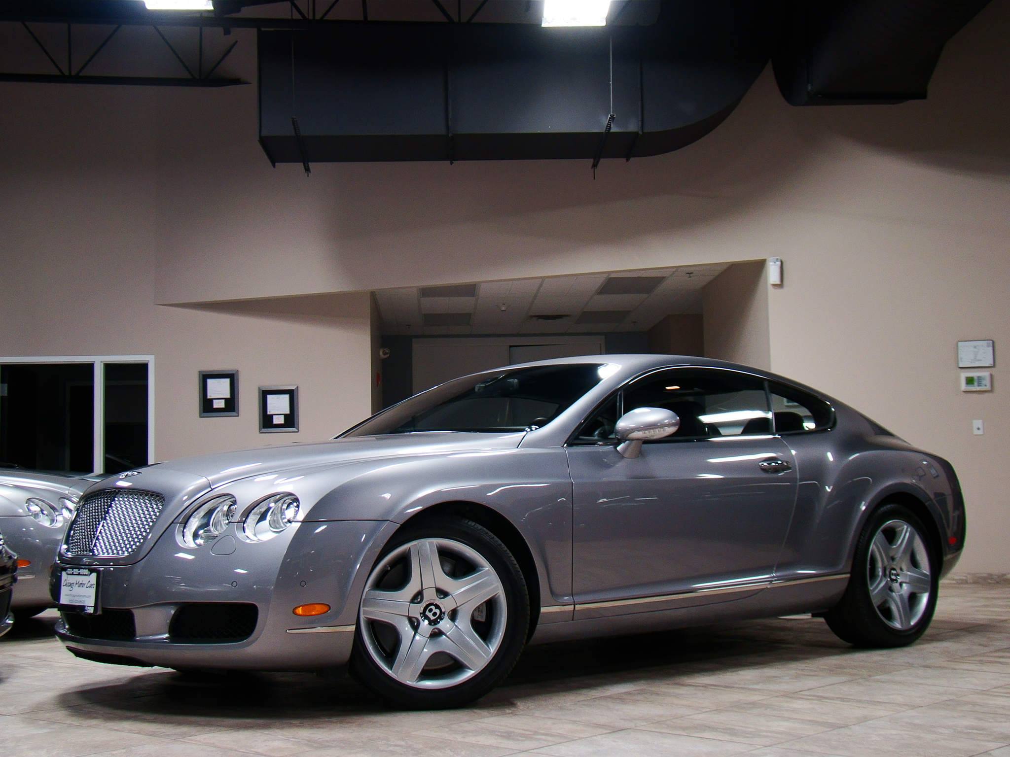 2006 Bentley Continental Gt #3