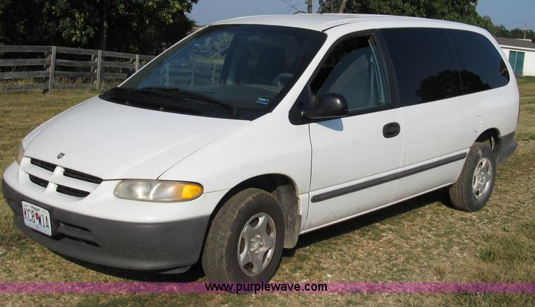 1997 Dodge Caravan Photos Informations Articles