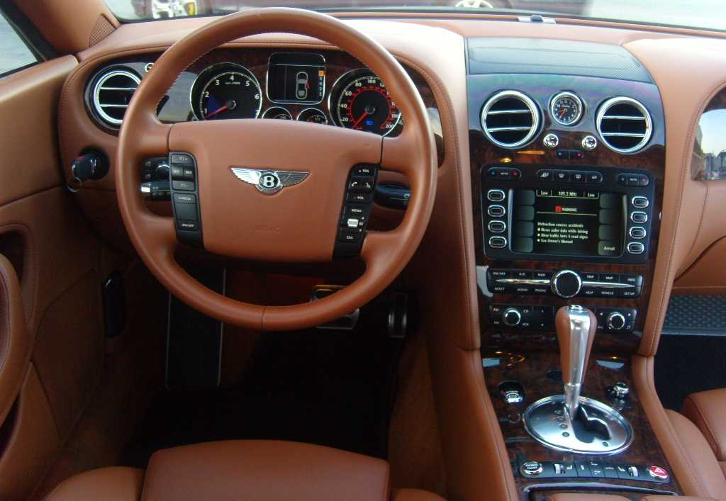 2004 Bentley Continental Gt #6