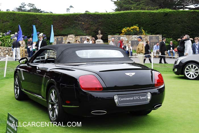 2011 Bentley Continental Gtc Speed #5
