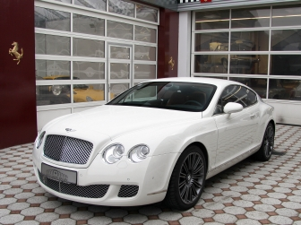 2009 Bentley Continental Gt Speed #8