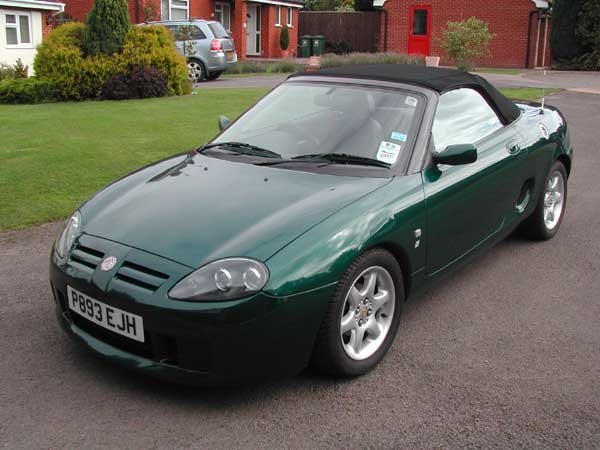 Rover MGF #8