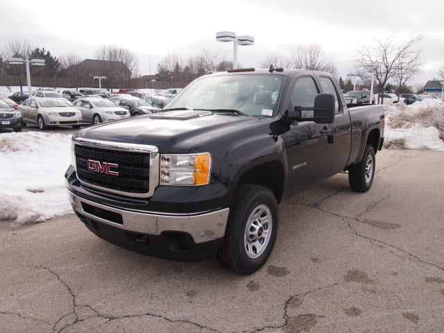 2013 GMC Sierra 2500hd #9