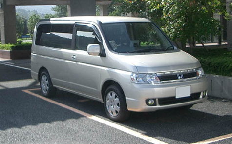 Honda Step Wagon #7
