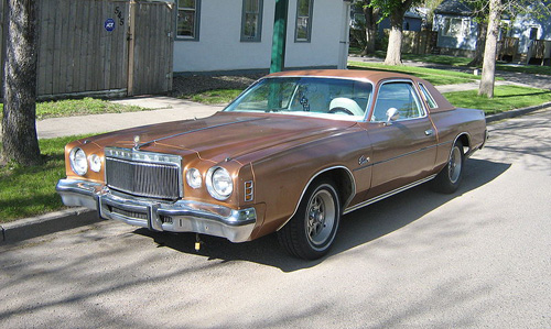 1974 Chrysler Cordoba #13