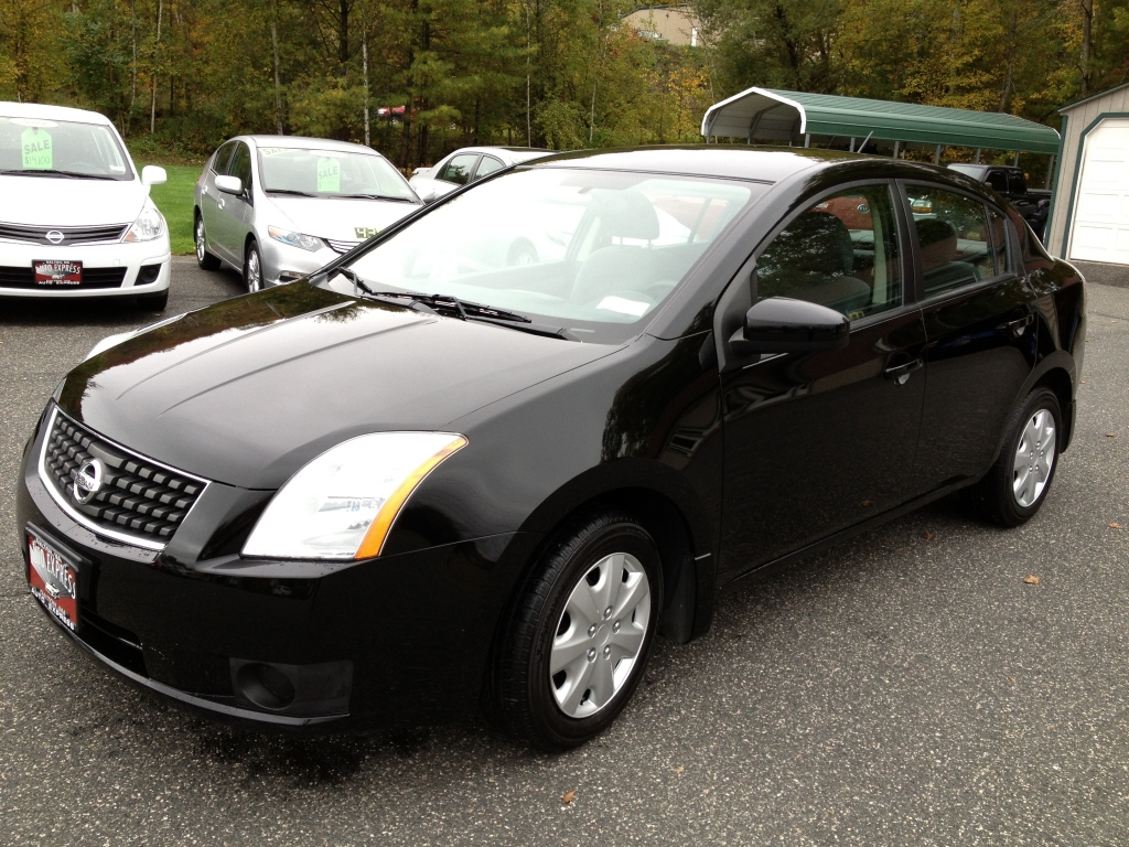 2007 Nissan Sentra Photos Informations Articles