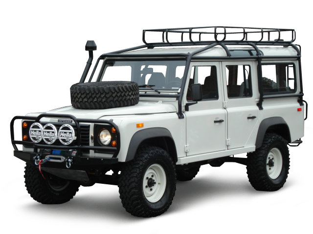 1993 Land Rover Defender #13