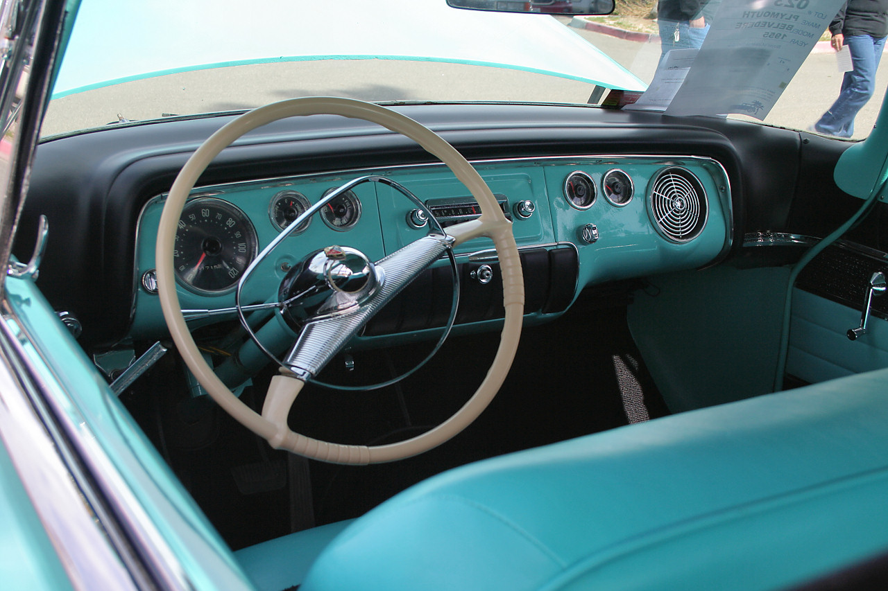 1955 Plymouth Belvedere #13