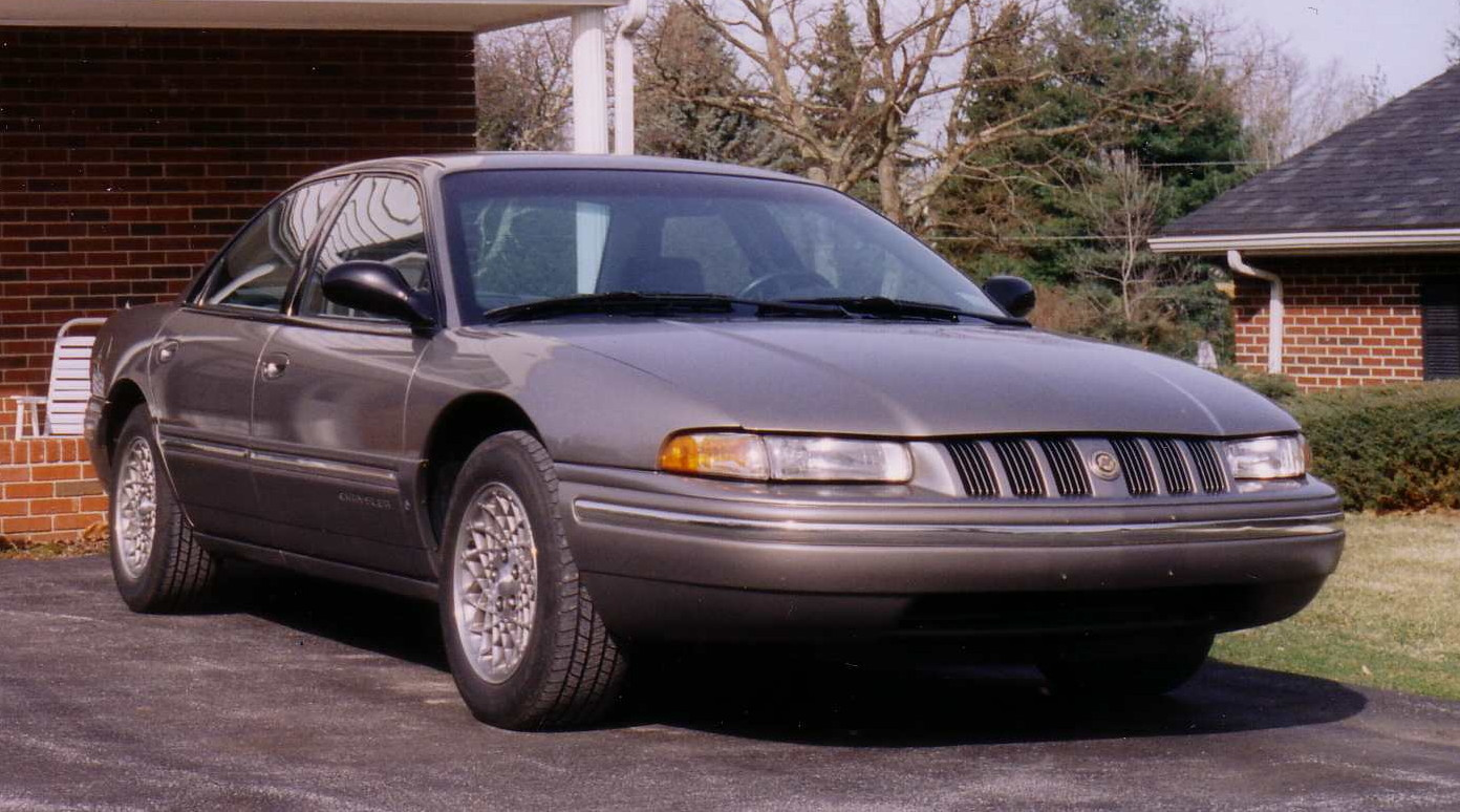 1995 Chrysler Concorde #2