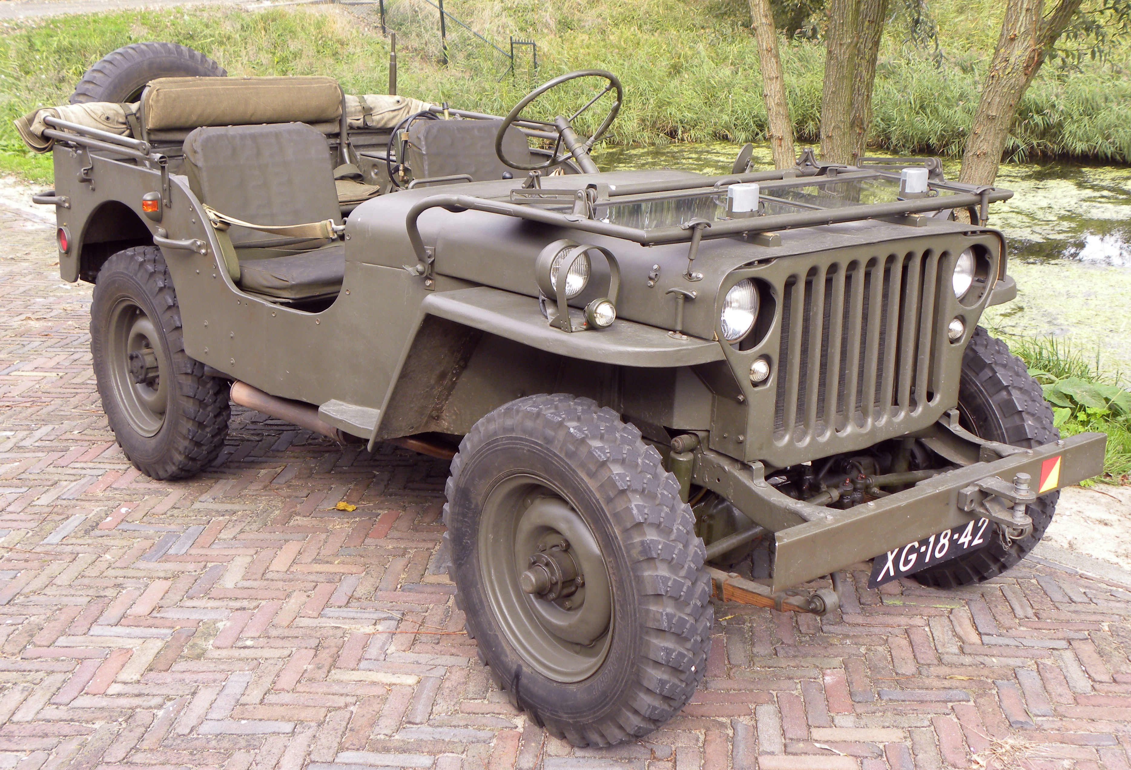 Jeep Willys #2