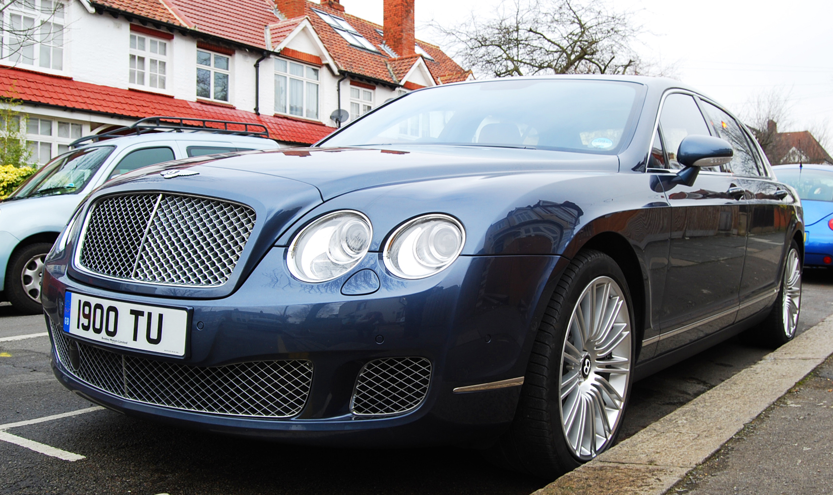 2011 Bentley Continental Flying Spur Speed #14