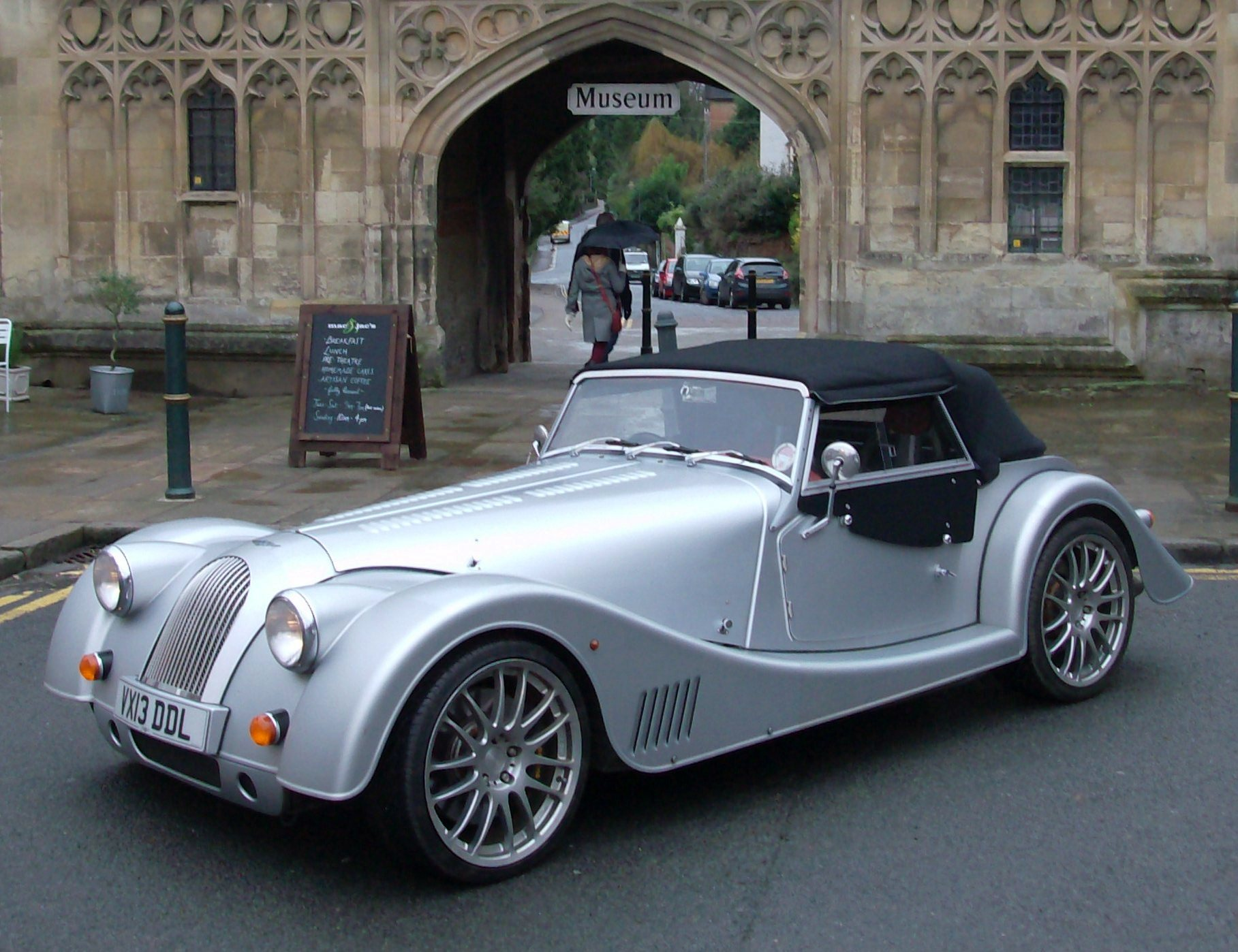 Morgan Plus 8 #15