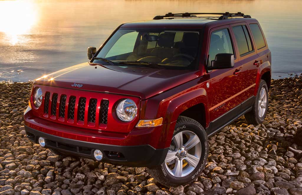 2015 Jeep Patriot #10