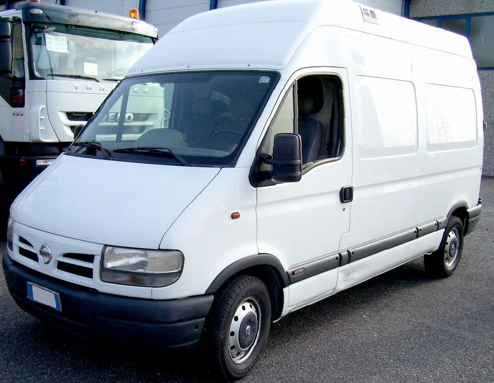 Nissan Interstar #6