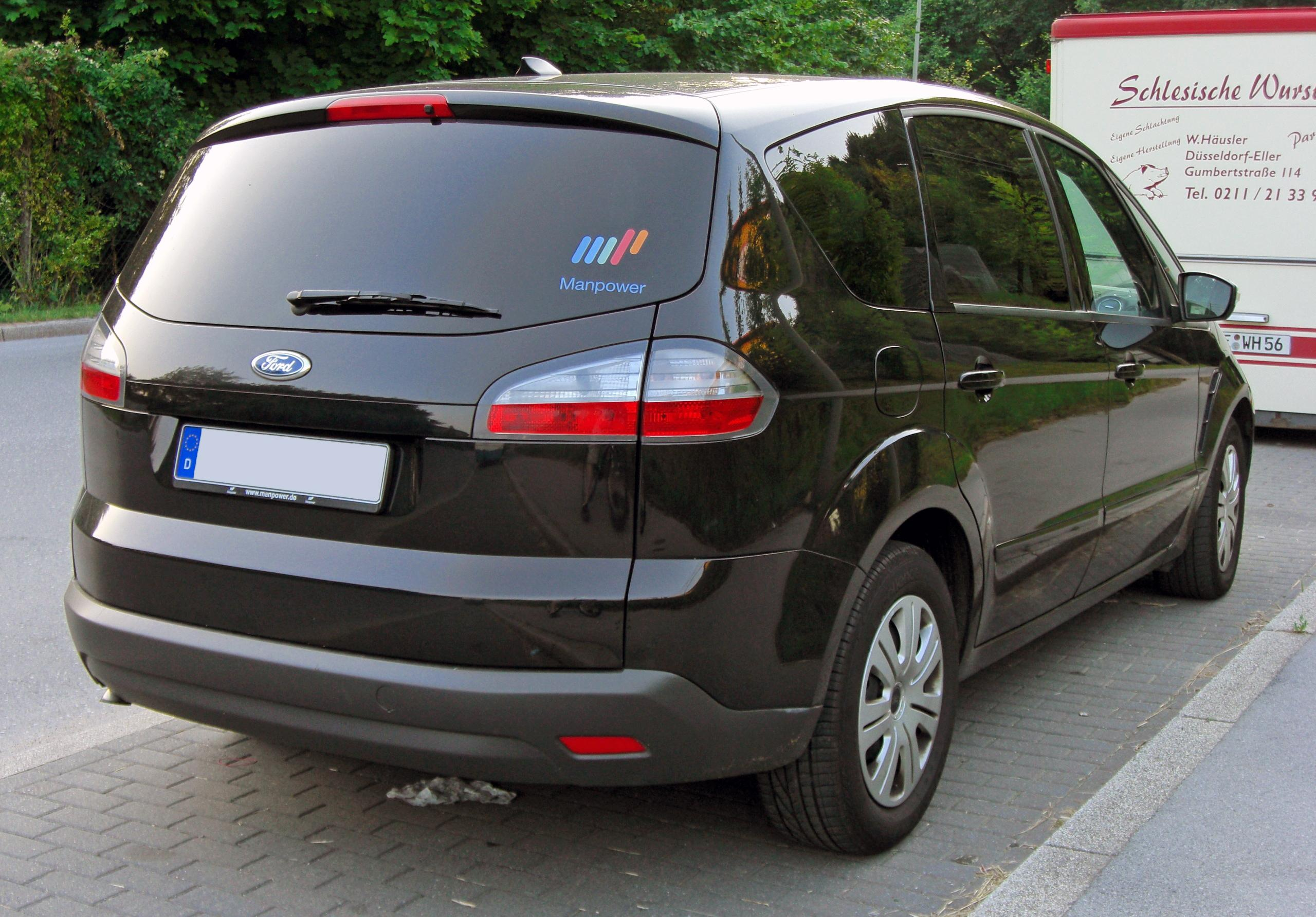 2009 Ford S-Max #3