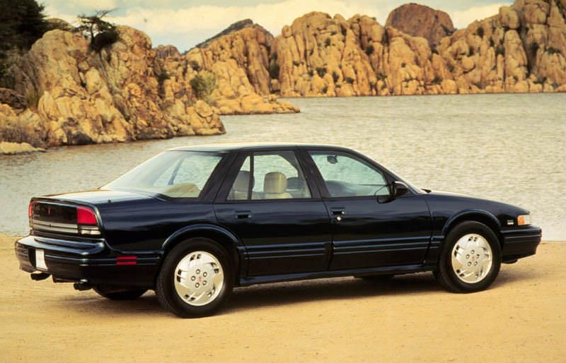 1997 Oldsmobile Cutlass #12