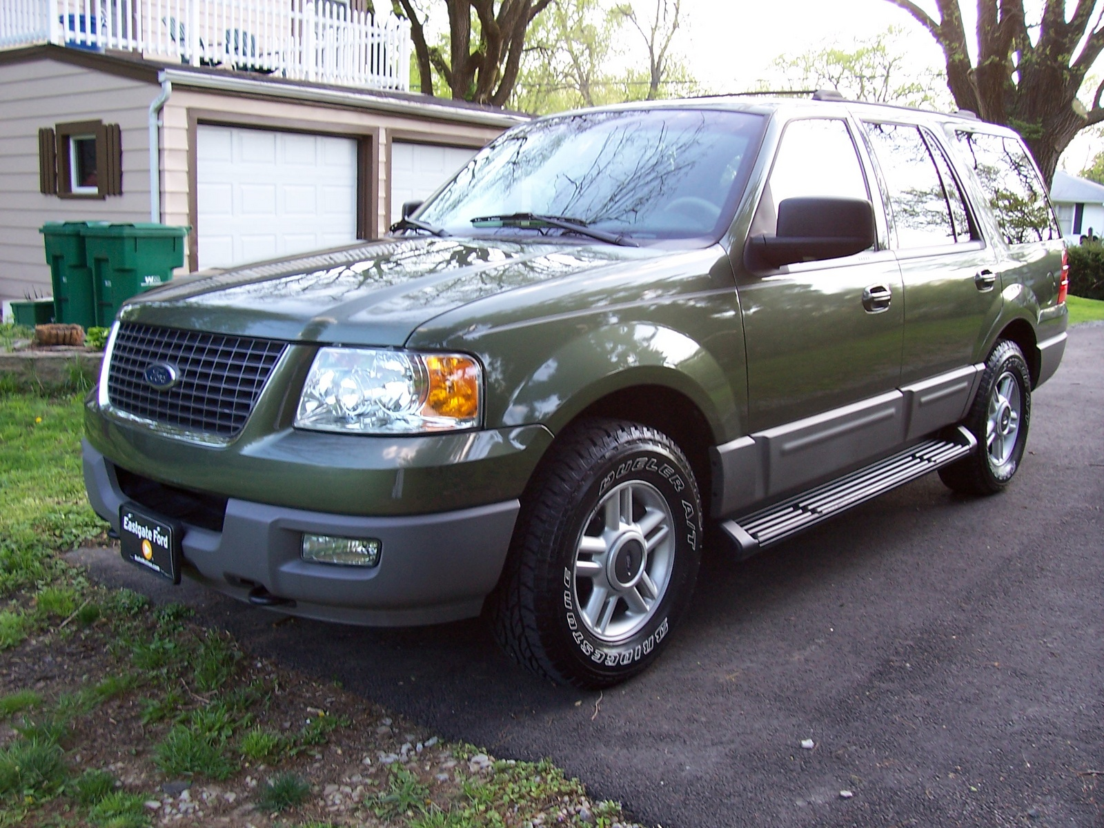 2003 Ford Expedition #2