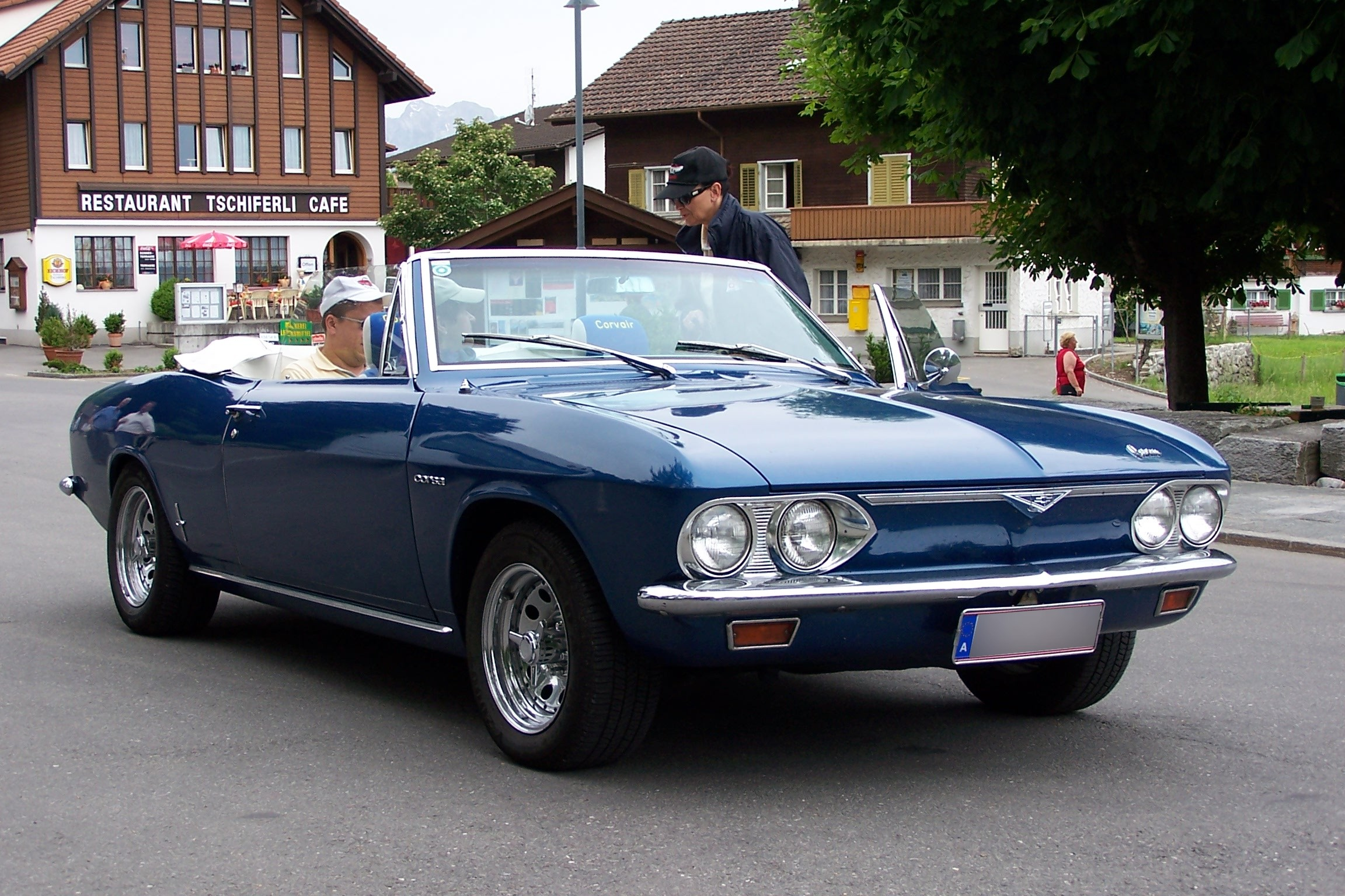 Chevrolet Corvair #4