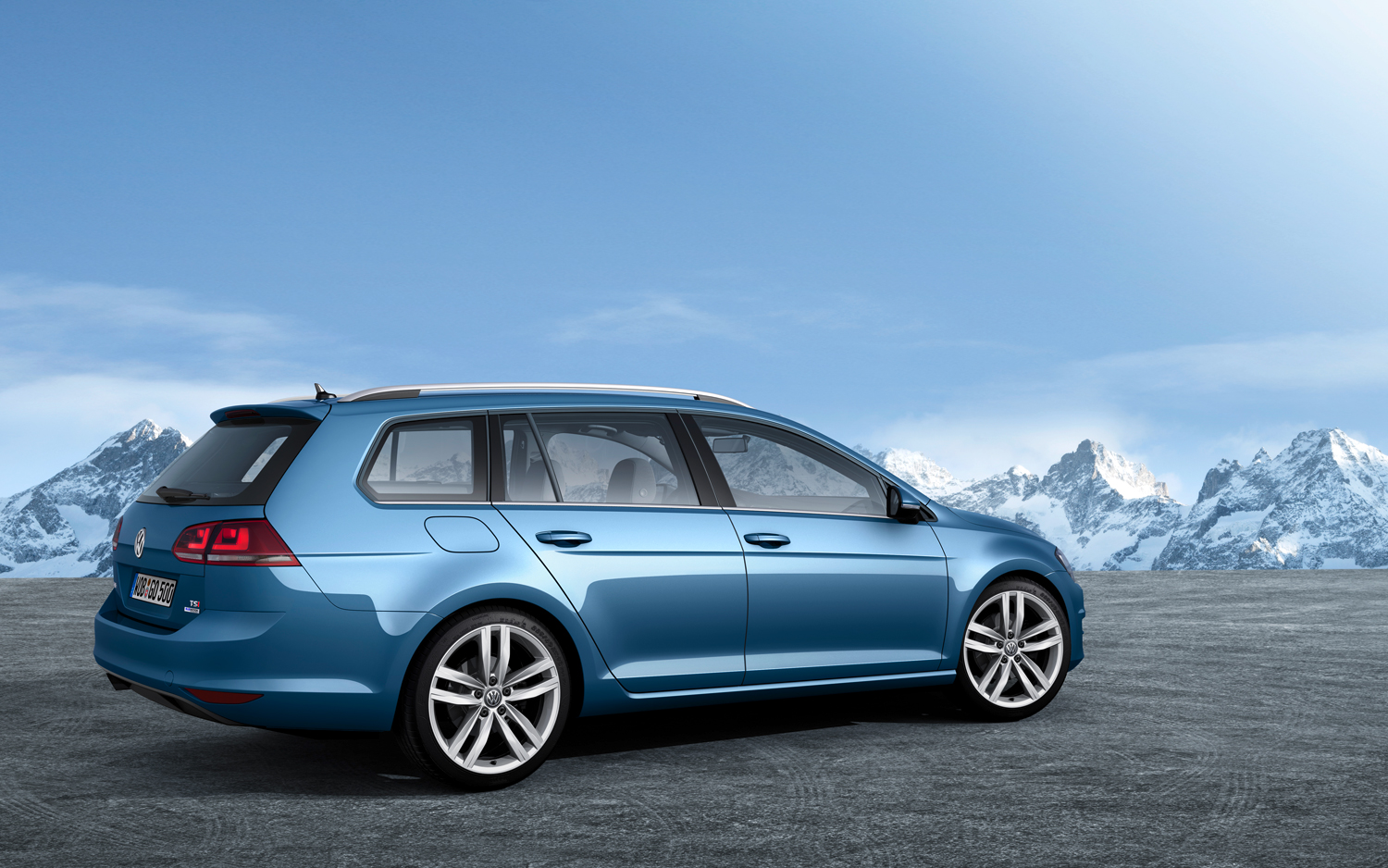 2014 Volkswagen Golf #17
