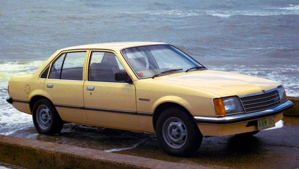 1980 Holden Commodore #6