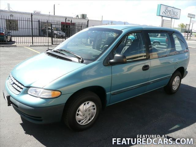 1996 Plymouth Voyager #14