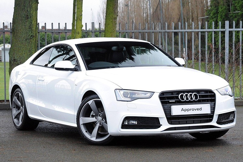 2014 Audi A5 Photos Informations Articles Bestcarmag Com