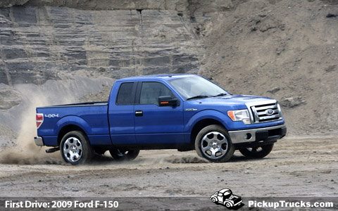 2009 Ford F-150 #10