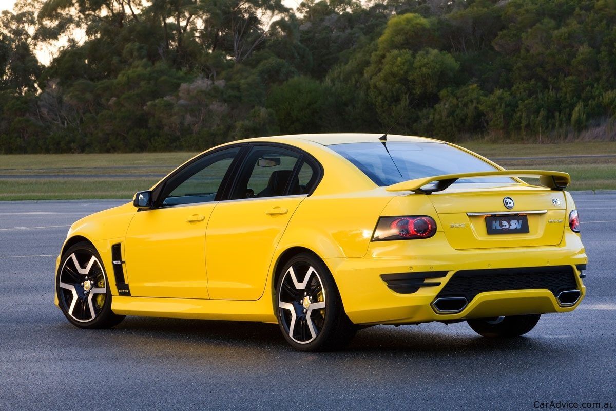 Holden HSV #5