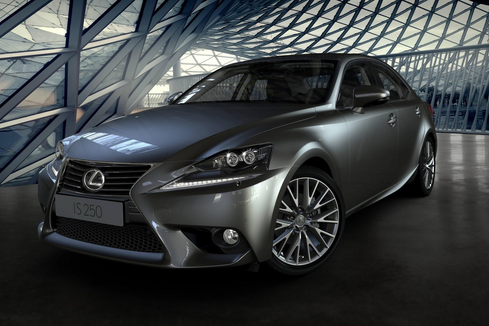 Lexus IS #4