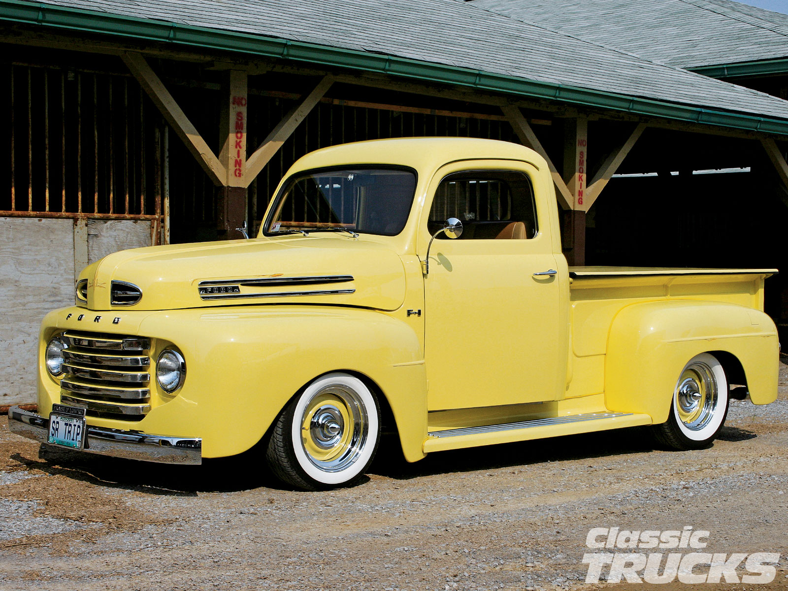 1948 Ford F #8