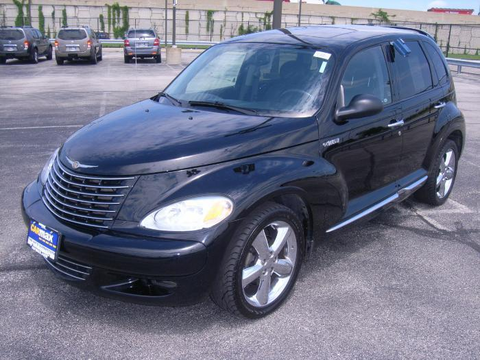 2005 Chrysler Pt Cruiser #8