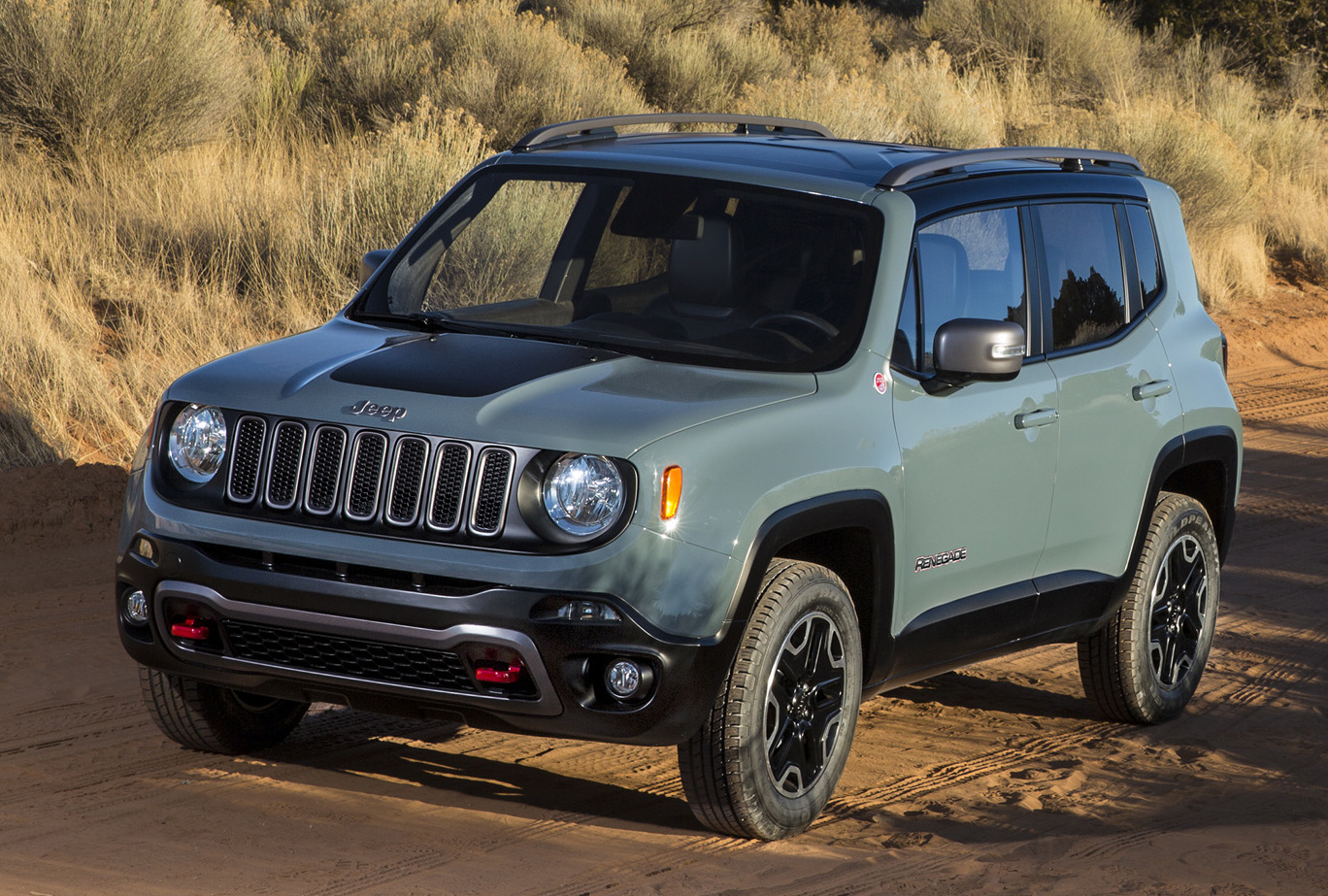 2015 Jeep Renegade #5