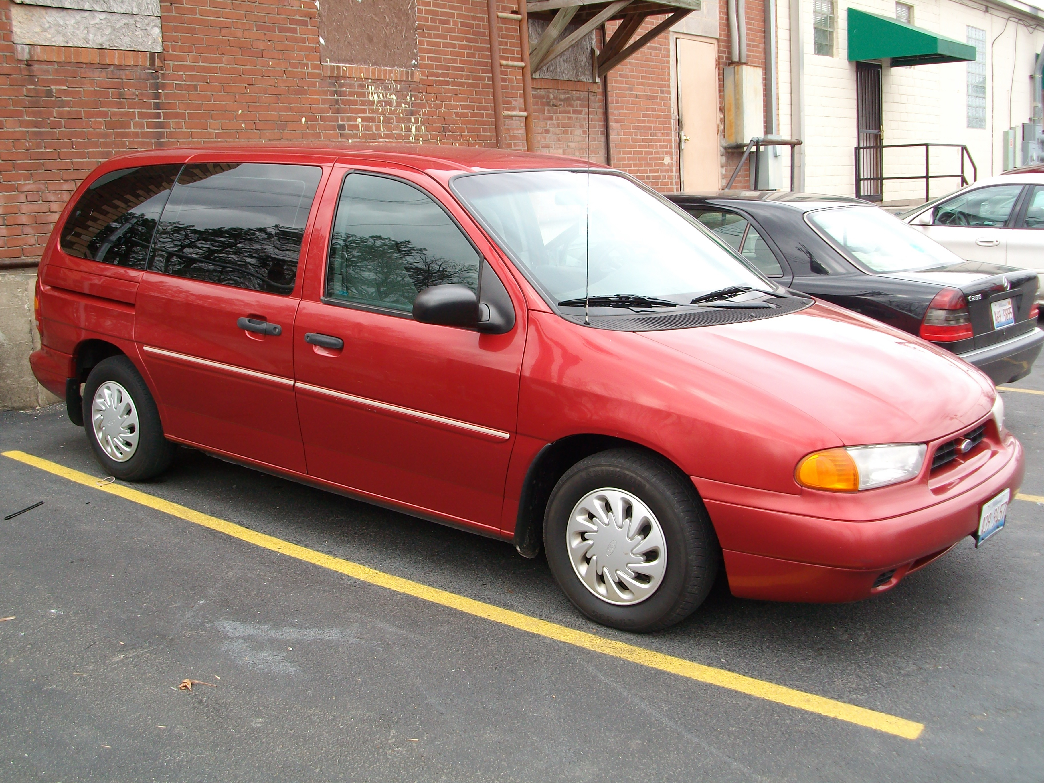 1998 Ford Windstar #4