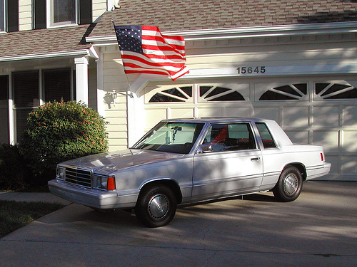 1983 Plymouth Reliant #9