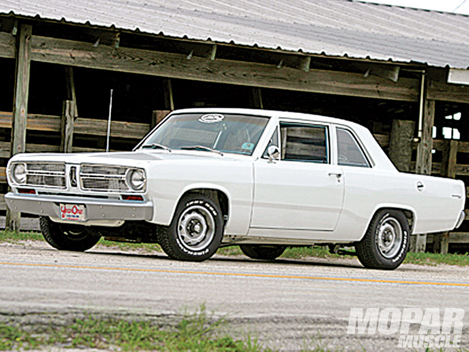 Plymouth Valiant #3