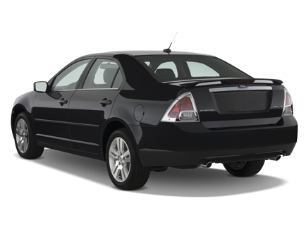 2009 Ford Fusion #4