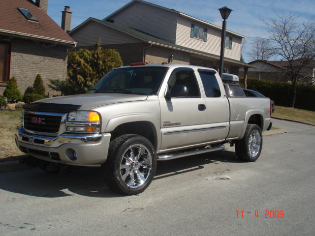 2005 GMC Sierra 2500hd #11
