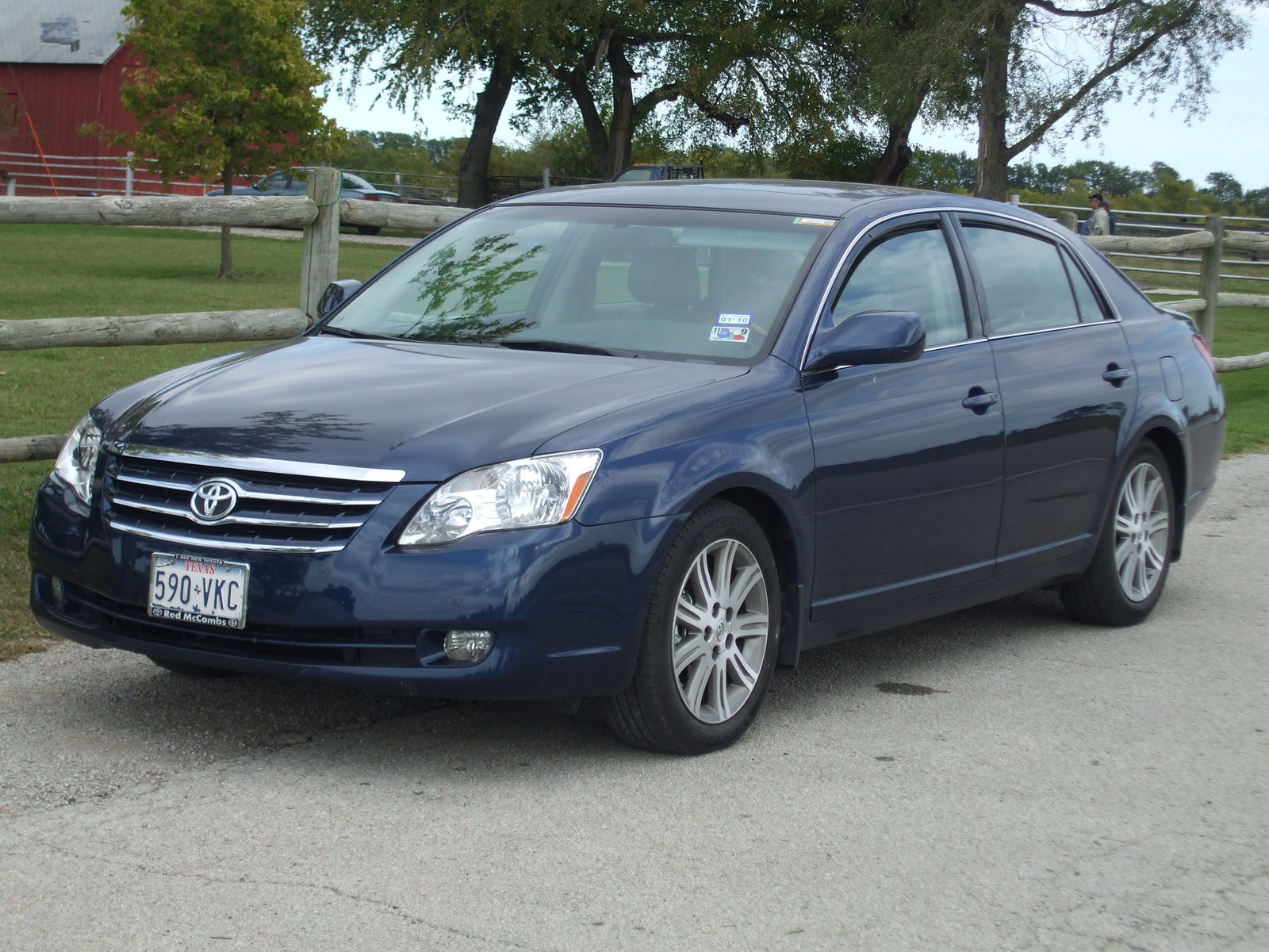 2007 Toyota Avalon Photos Informations Articles 2004 Camry Fuel Filter Location 3