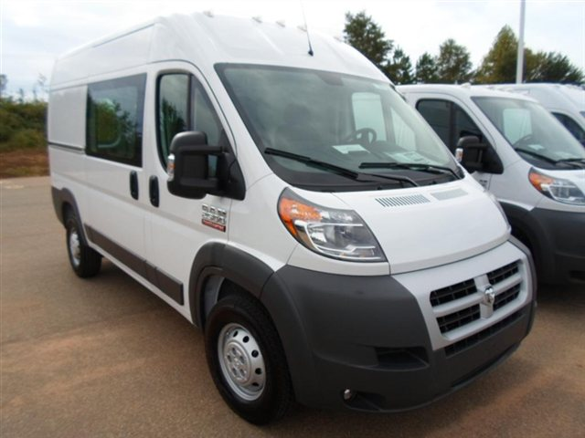 Ram Promaster Window Van #14