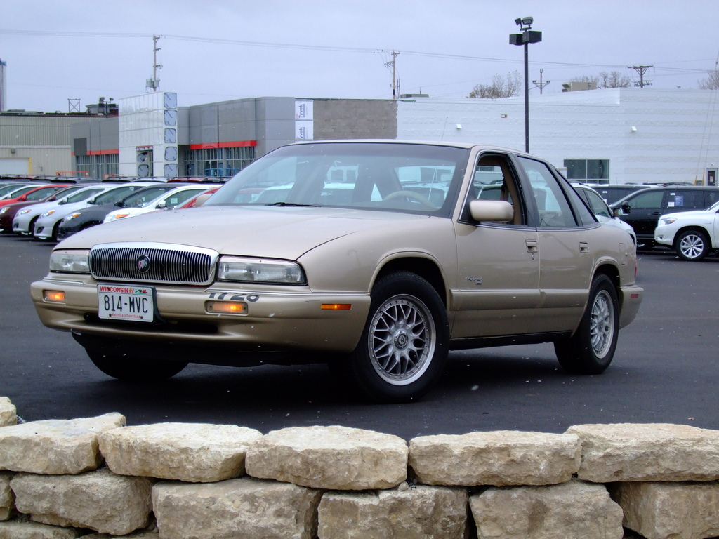 1995 Buick Regal #10
