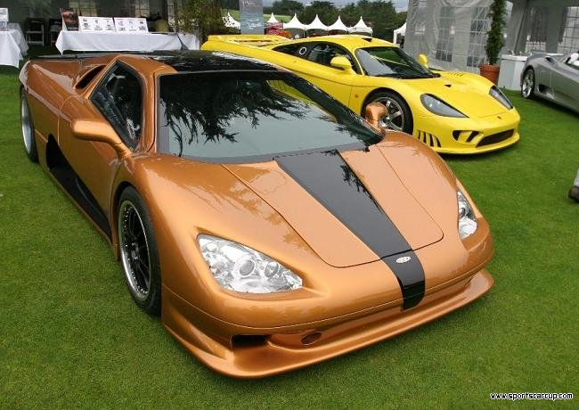 2006 SSC Ultimate Aero #11