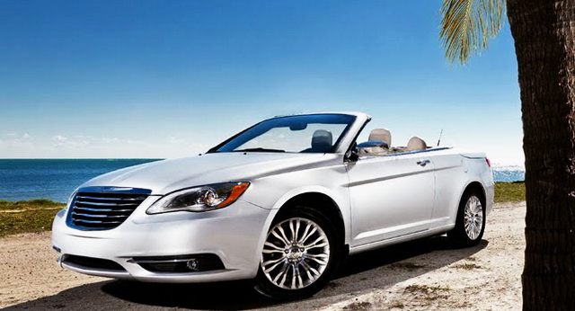 Chrysler 200 CONVERTIBLE #5